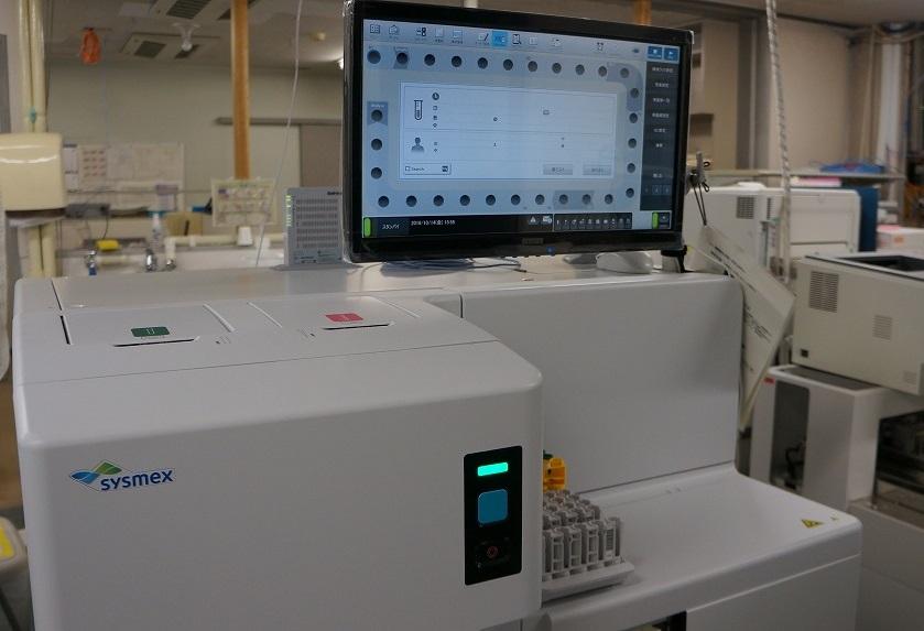 全自動化学発光酵素免疫装置